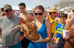 Schooners Lobsterfest Festival!  Come Relax on the Beach http://relaxonthebeach.com