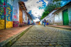 La Candelaria, Bogota by Guillermo Herrera on 500px