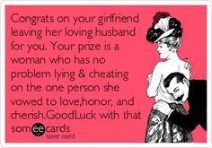 funny she is a liar images | ... lying & cheating on the one person she vowed to love,honor, and