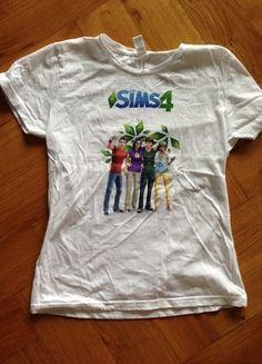 Kaufe meinen Artikel bei #Kleiderkreisel http://www.kleiderkreisel.de/damenmode/t-shirts/71995892-sims-4-shirt