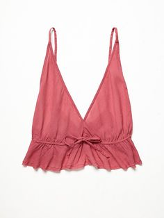 Free People Go Lightly Brami, $48.00