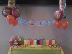 Children's birthday parties specialty