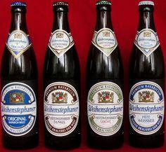 Beer from Weihenstephan