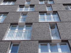 brick detail facade - Google Search