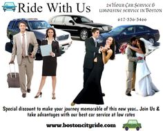 Special Discount For Boston Car Service