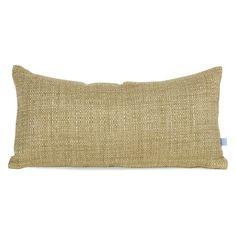Howard Elliott Coco Decorative Throw Pillow Peridot Green Polyester Fill - 1-887 , 16L x 16W in.