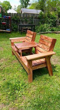 easy outdoor wood projects diy plans make bar table stool set