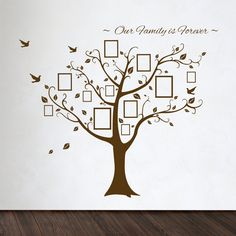 XXL Huge  Family Tree Wall Decal Photo by SuperStickerDecals, $59.99
