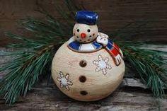 Související obrázek Christmas Bulbs, Holiday Decor, Inspiration, Home Decor, Terracotta, Pottery, Noel, Woman, Christmas