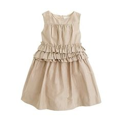 My daughter's dress.