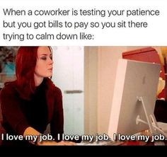 #workplace #workmemes #coworkers #funny Funny Memes About Work, Work Memes, Work Quotes, Work Humor, Funny Work, Flirting Quotes, Funny Quotes, Office Humor, Funny Office