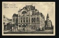 Theater und Dom
