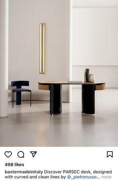 Minimalist Interior, Modern Minimalist, Italian Furniture Design, Lighting Concepts, Modern Design, Flooring, Interior Design, Luxury, Table