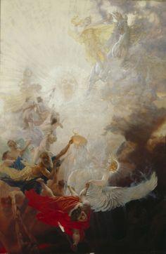 Franz von Matsch – Triumf Światła nad Ciemnością