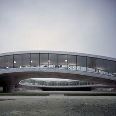 Rolex Learning Center / SANAA