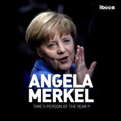 TIMEnamedAngela Merkelas#PersonOfTheYear. So wasDonald J. Trumpsurprised? Well ... yes and no.