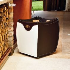 Firestyle Wood container Botte