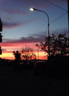 #Tramonto #nofilter #strettodimessina #altrochephotoshop