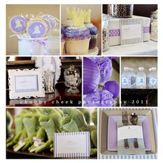 princess and the frog birthday
