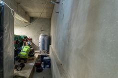 Sika provided a quality, easy-to-apply waterproof system to facilitate the conversion of a school basement into a state-of-the-art, bio-energy centre and ensure it remains free from the perils of damp and water ingress for many years to come.