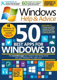 #Windows Help & Device 125. 50 best #apps for Wndows 10!