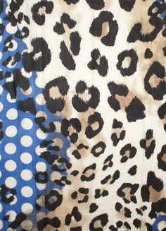 Cheetah Polka Dots