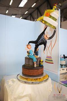 Cattivissimo Me 2 Cake
