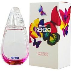 MADLY KENZO by for WOMEN: EDT SPRAY 2.7 OZ by MADLY KENZO. Save 38 Off!. $49.50. Design House: Kenzo. MADLY KENZO by for WOMEN EDT SPRAY 2.7 OZ