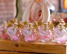 Fairy Princess Themed 1st Birthday Party with Such Cute Ideas via Kara's Party Ideas   KarasPartyIdeas.com #FairyParty #PrincessParty #Butte...