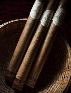 Maya Selva Cigars' Flor de Selva Finos, as photographed by Honduran photographer Arturo Sosa.