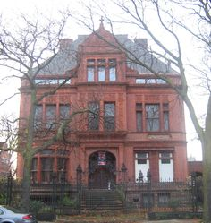Chicago's Greatest Surviving Gilded Age Mansions (Chicago Pin of the Day, 12/20/2015).