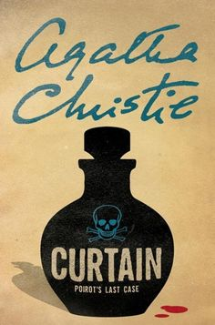 Agatha Christie  Poirot's Last Case - All of Agatha's books are worth a read...