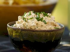 Fried Onion Dip - from Heartland Table - Amy Thielen.