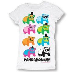 David & Goliath's Pandamonium Womens T-shirt (Medium) David & Goliath, http://www.amazon.co.uk/dp/B002SAOSJY/ref=cm_sw_r_pi_dp_iYKPqb0Z60QXK