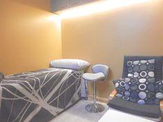 Eve & Grace Treatment Room for hire. Contact us for more details. info@eveandgrace.co.uk Wellness Studio, Eve, Room, Home Decor, Bedroom, Decoration Home, Room Decor, Rooms, Home Interior Design
