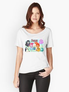 Adventure Time group chibi