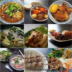 My favorite Vietnamese Cuisine blog.  She has the best selection of recipes I've come across.