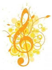 Summer Music Background