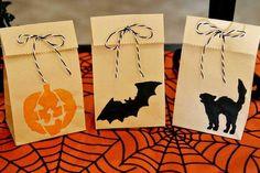 Festa Infantil de Halloween Lembrancinha