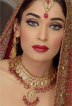 Gorgeous Indian Bridal MakeUp