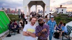 Cool outdoor events and things to do on NYC rooftops