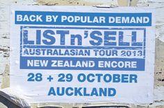 LIST n' Sell '13 • Encore •