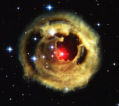 V838 Monocerotis (V838 Mon) is a red variable star in the constellation Monoceros about 20,000 light years (6 kpc) from the Sun.