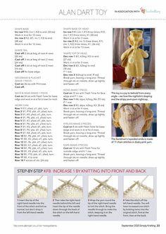 Simply Knitting September 2015 - 轻描淡写 - 轻描淡写
