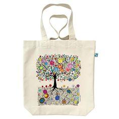 Plátená taška Strom | Bonami