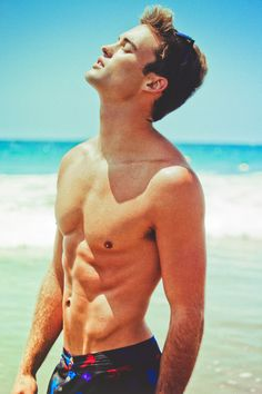 I would like to meet you at the beach.