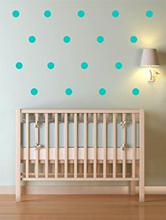 Our Light Coral polka dot wall decals feature a beautiful pinkish orange color and come in sets of and dots. Peel and stick apartment safe light coral polka dot wall stickers. Polka Dot Walls, Polka Dot Wall Decals, Polka Dots, Kids Room Paint, Kids Rooms, Baby Registry Items, Minimalist Kids, Kids Room Design, Girl Room