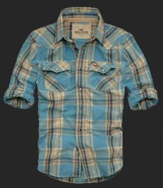 Abercrombie - Fitch Mens Shirts-220