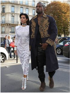 Andre Leon Talley Features Kim Karashian On Zappos Couture   More: Destination Procrastination