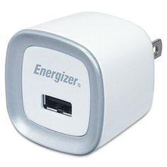 New - Energizer AC Adapter - GE5977 by Energizer. $8.91. General Information Manufacturer/Supplier: Energizer Holdings, Inc Manufacturer Part Number: PC-1WA Brand Name: Energizer Product Model: PC-1WA Product Name: AC Adapter Product Type: AC Adapter Technical Information Device Supported: USB Device Power Description Input Voltage: 110 V AC 220 V AC Frequency: 50 Hz 60 Hz Output Voltage: 5 V DC Fixed Output Voltage: 5 V DC Maximum Output Current: 1 A Miscellaneous Com...